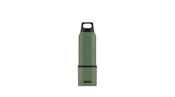 Thermo Flask Hot & Cold Leaf Green 0.75l